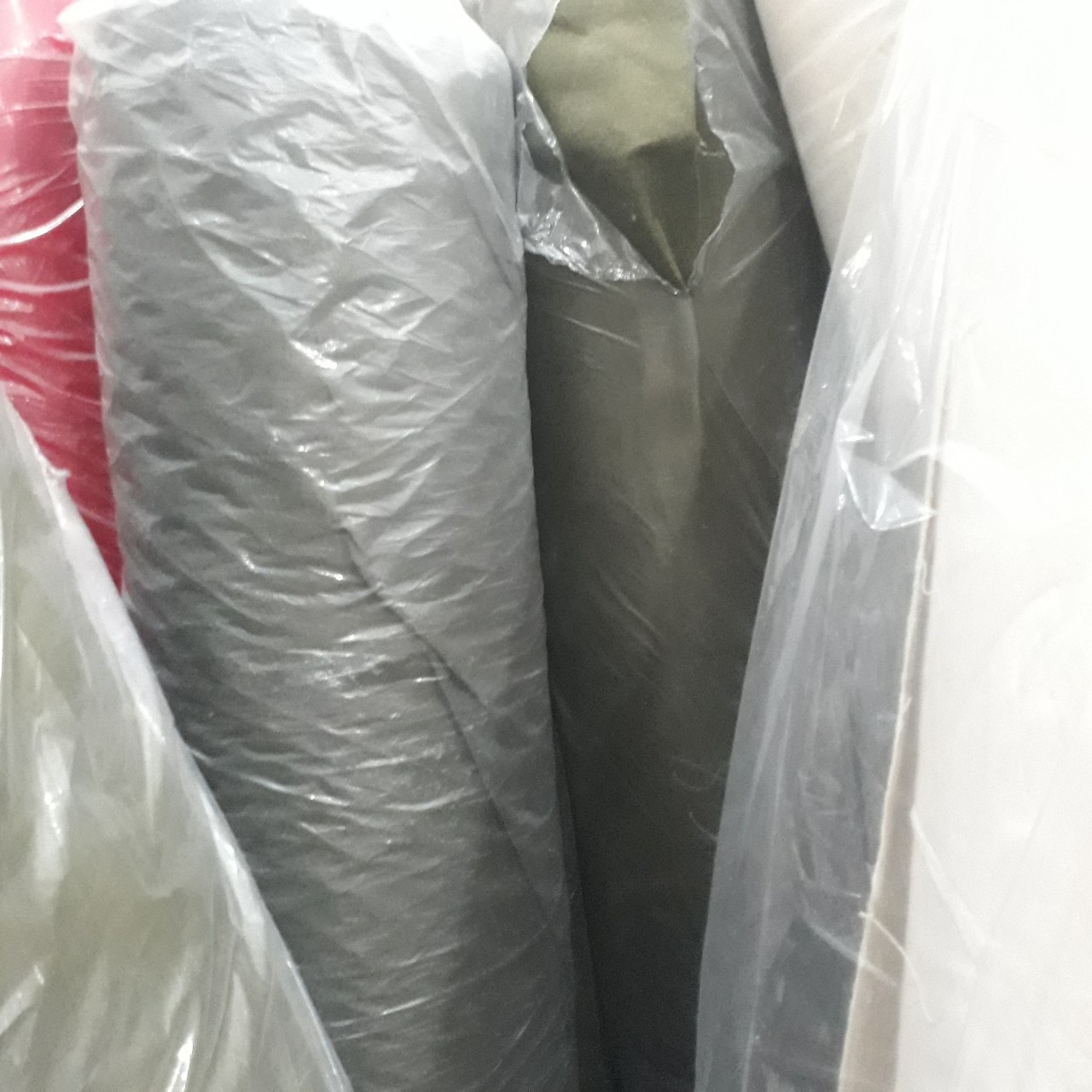 Vải canvas dùng may balo - túi vải canvas STP giá rẻ