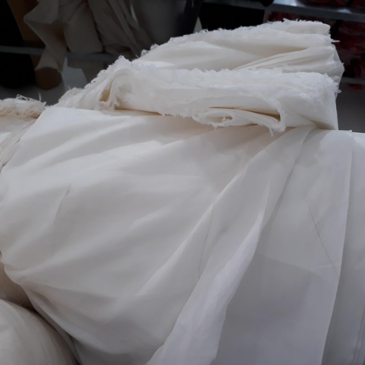 Vải kate sử dụng trong ngành may mặc